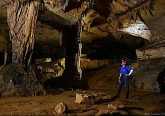 John T Dolberry Tumbling Rock Cave Preserve